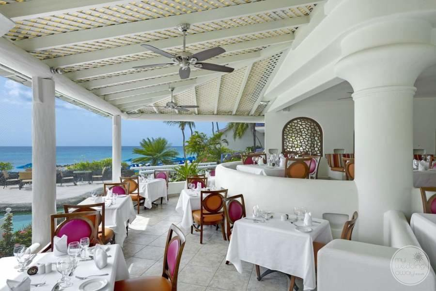 Crystal Cove Oceanview Dining