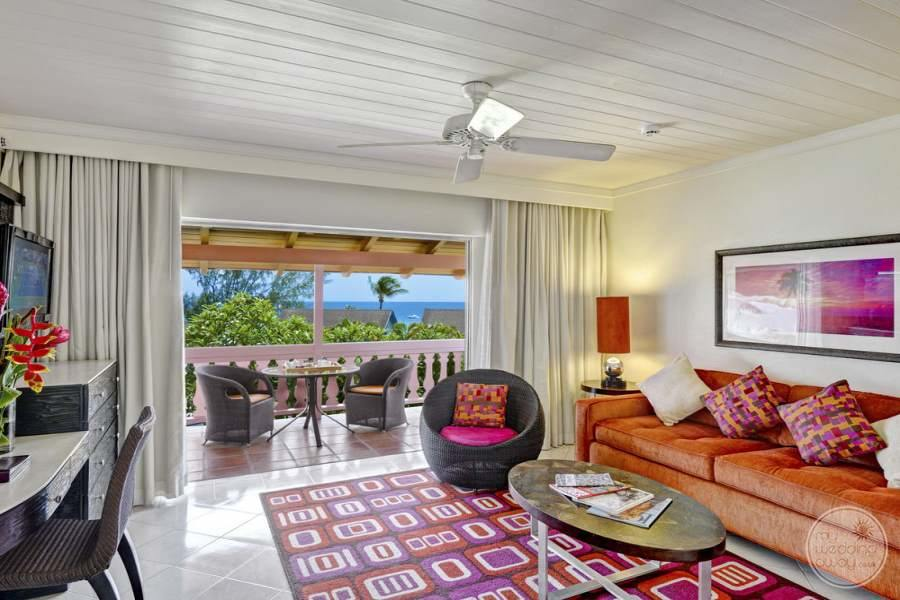 Crystal Cove Room Seating Area