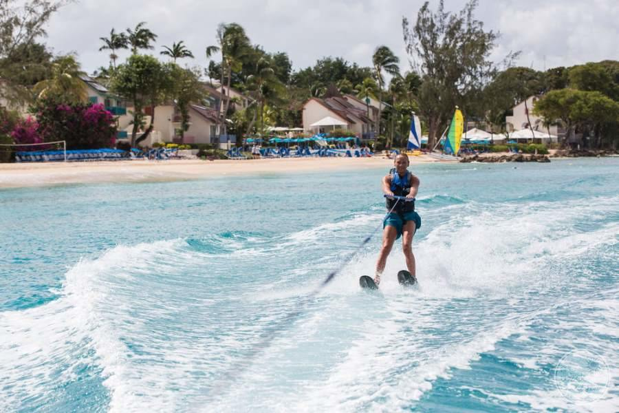 Crystal Cove Water Skiing