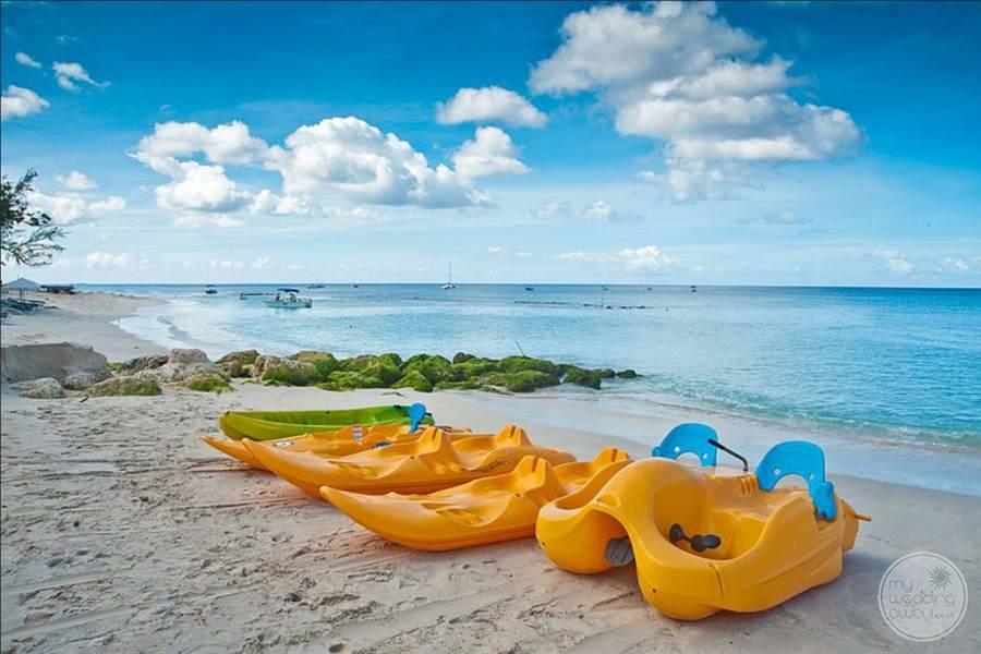 Mango Bay Beach Activities