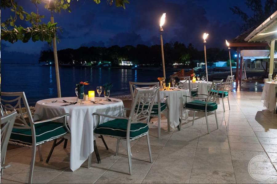 Mango Bay Outdoor Dining