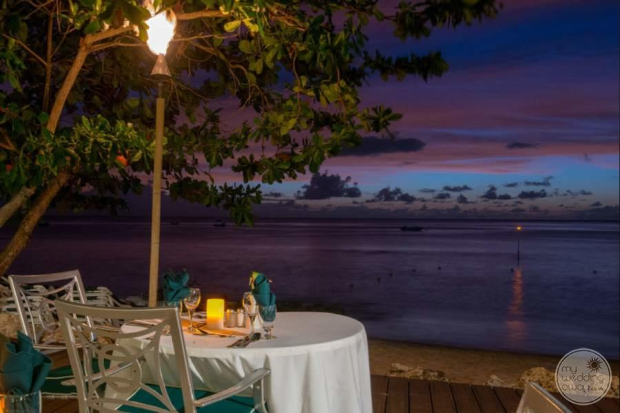 Mango Bay Romantic Dining