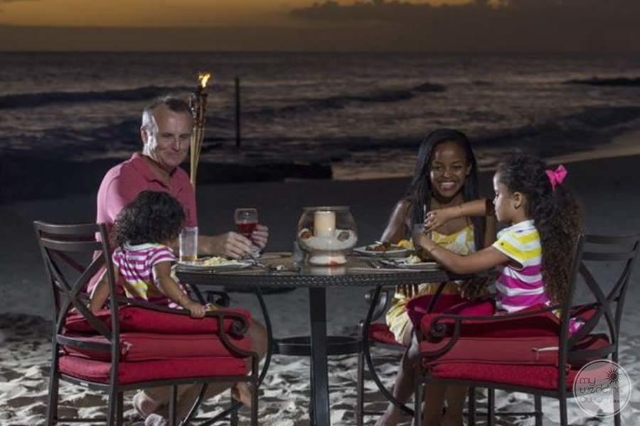 Ocean Two Barbados Beach Dining