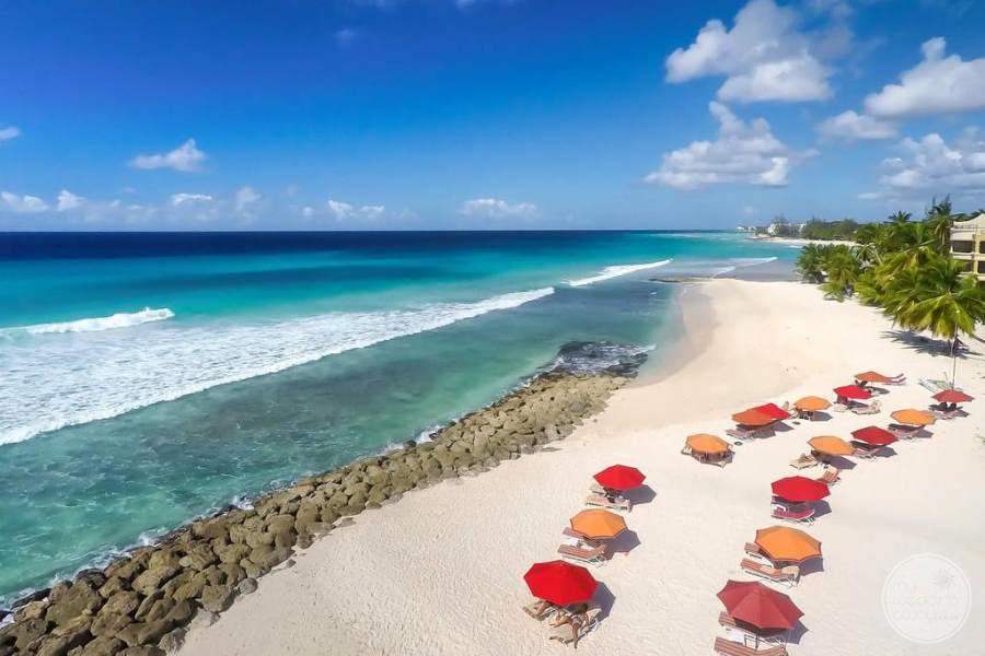 Ocean Two Barbados Beach