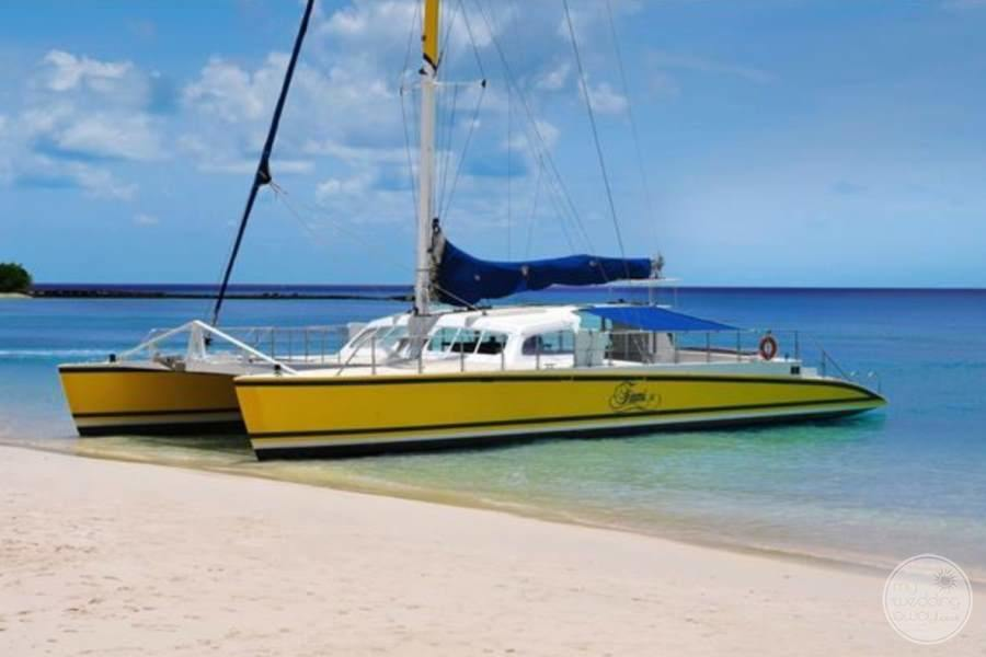 Ocean Two Barbados Catamaran