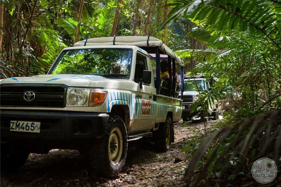 Jeep Excursions