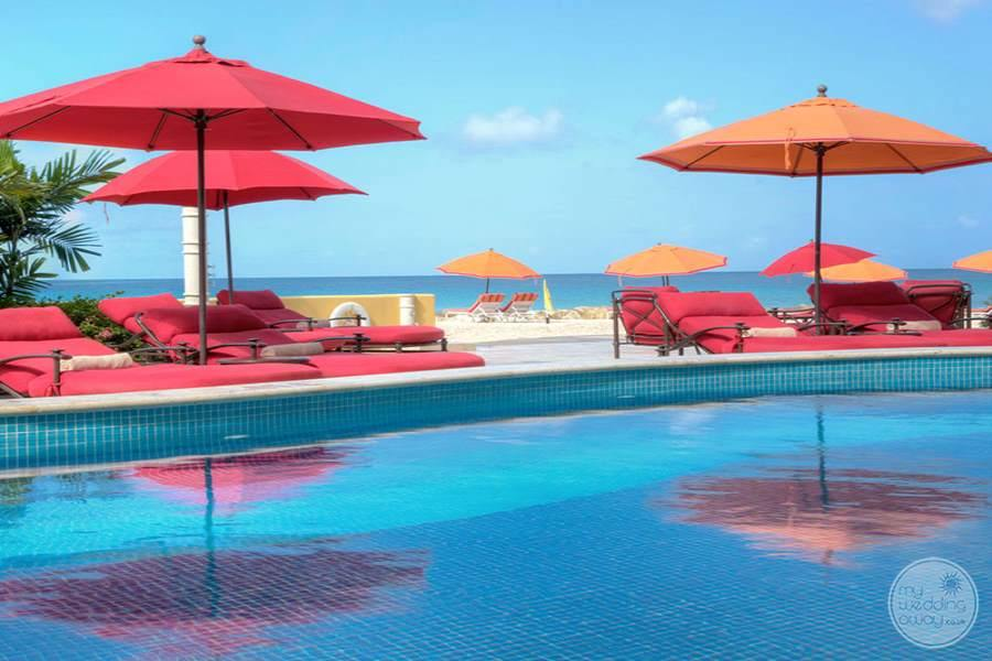 Ocean Two Barbados Pool Ocean View