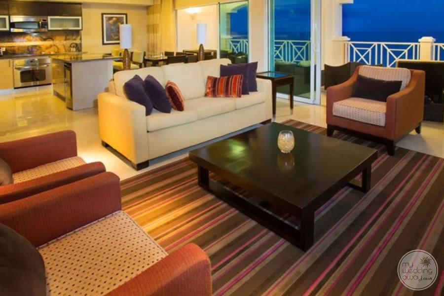 Ocean Two Barbados Room Seating