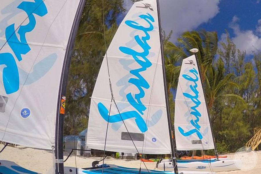 Sandals Barbados Sailing