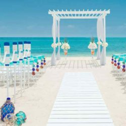 Sandals Royal Barbados Beach Wedding