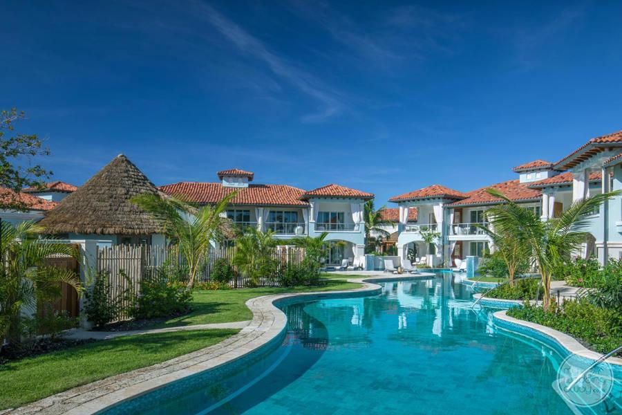 Sandals Royal Barbados Pool Area