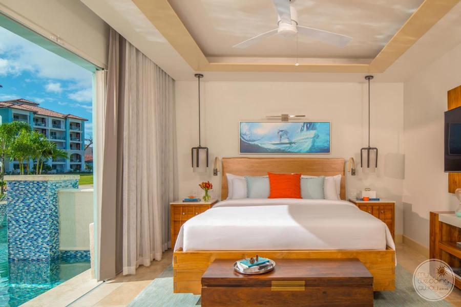 Sandals Royal Barbados Room Area
