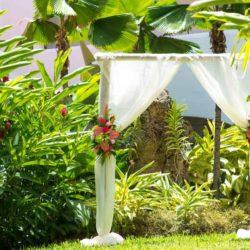 Tamarind Barbados Garden Wedding