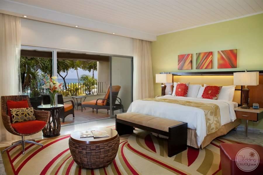 Waves Hotel Barbados Garden View Room