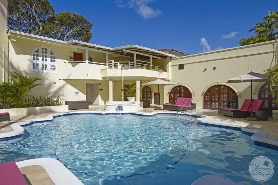 Tamarind Barbados Main Pool