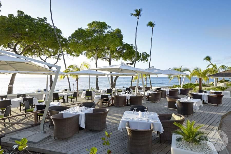 Tamarind Barbados Outdoor Dining