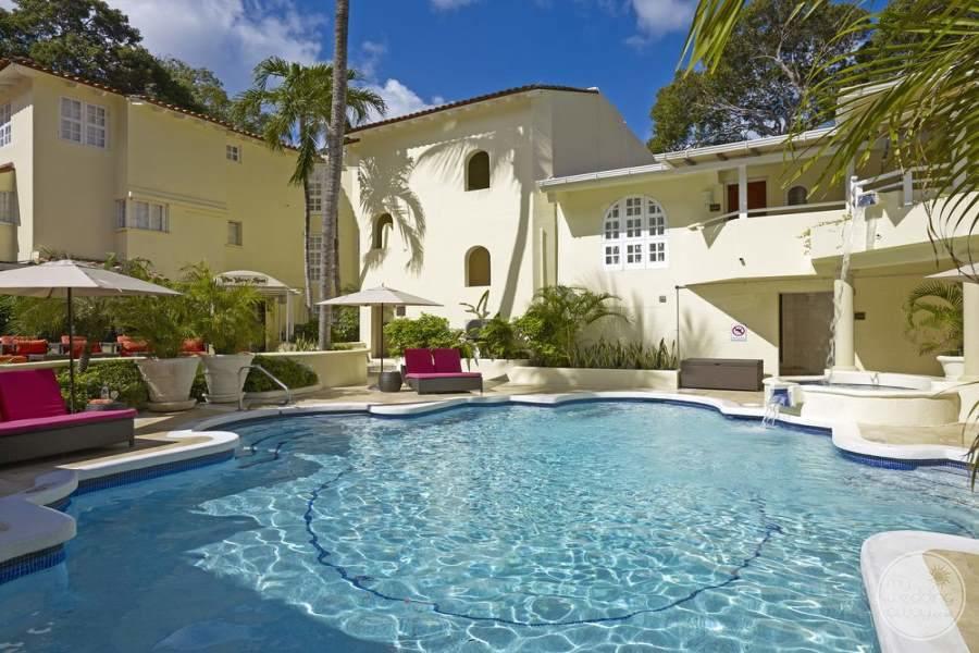 Tamarind Barbados Pool Area