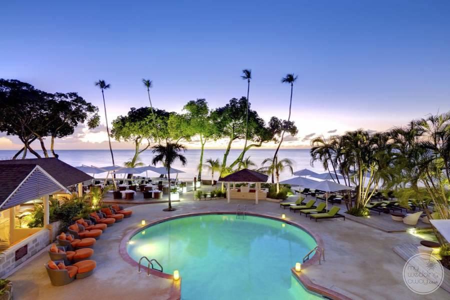 Tamarind Barbados Pool Views