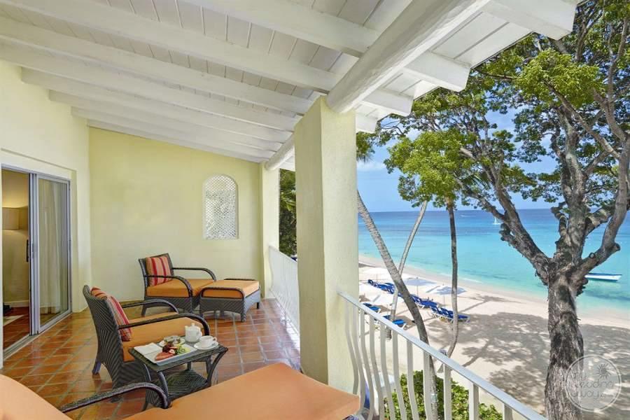 Tamarind Barbados Room Balcony