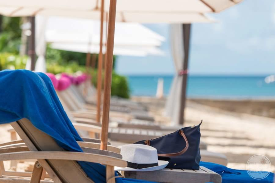 The House Barbados Beach Loungers