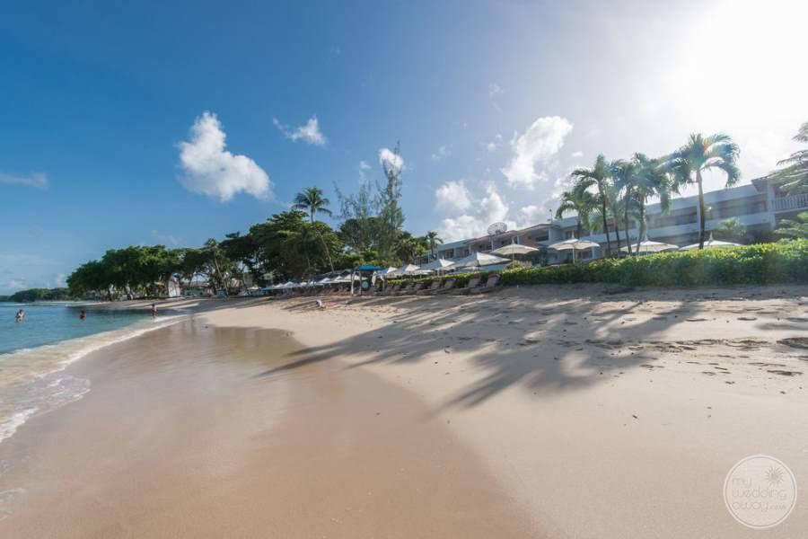 The House Barbados Beach