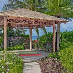 The House Barbados Wedding Gazebo