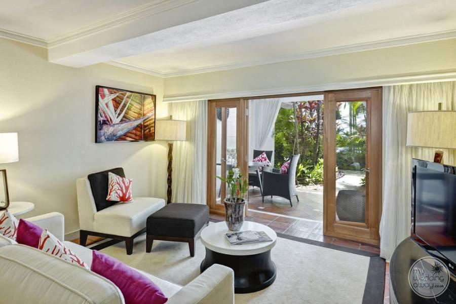 The House Barbados Garden Room