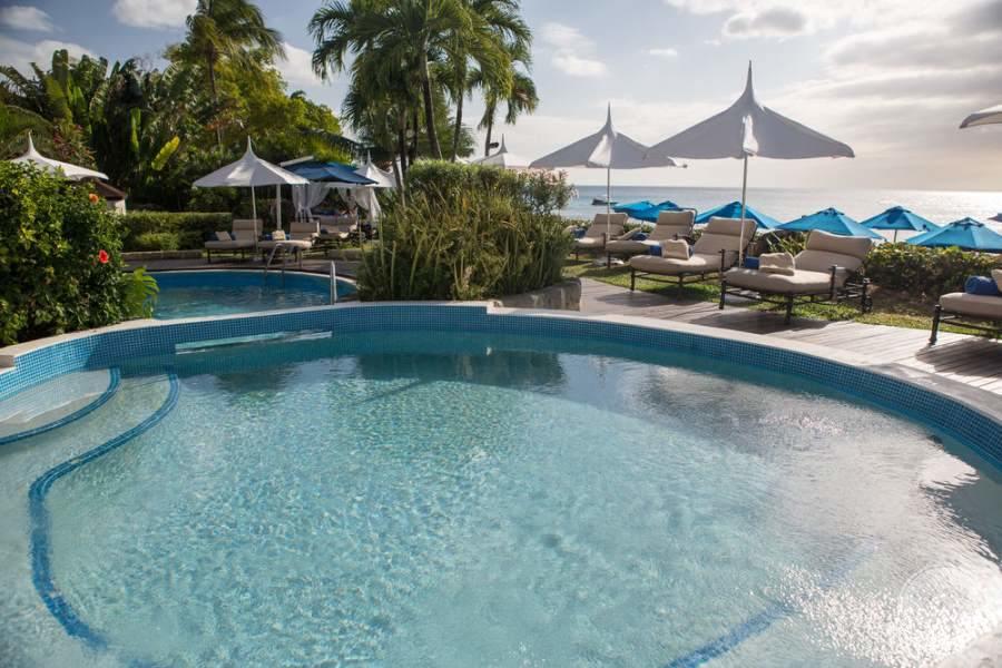 The House Barbados Pool