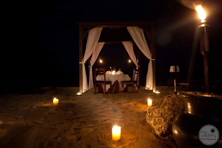 The House Barbados Romantic Dining