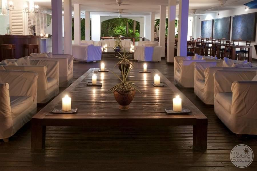 The House Barbados Seating