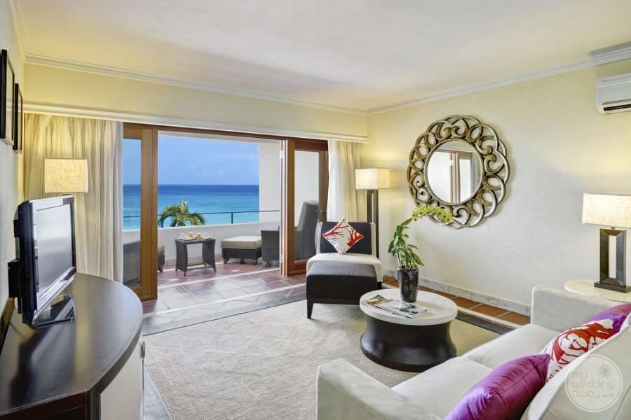 The House Barbados View to Ocean