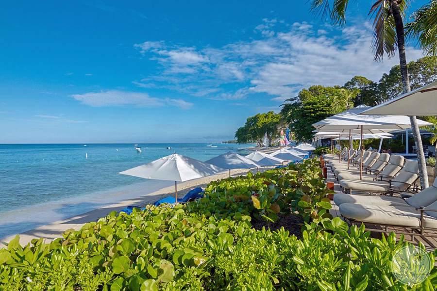 The House Barbados to Beach