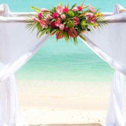 Treasure Beach Barbados Beach Wedding Venue