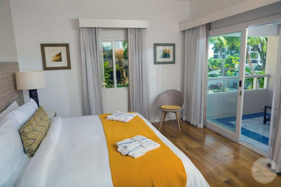 Waves Hotel Barbados King Room Garden View