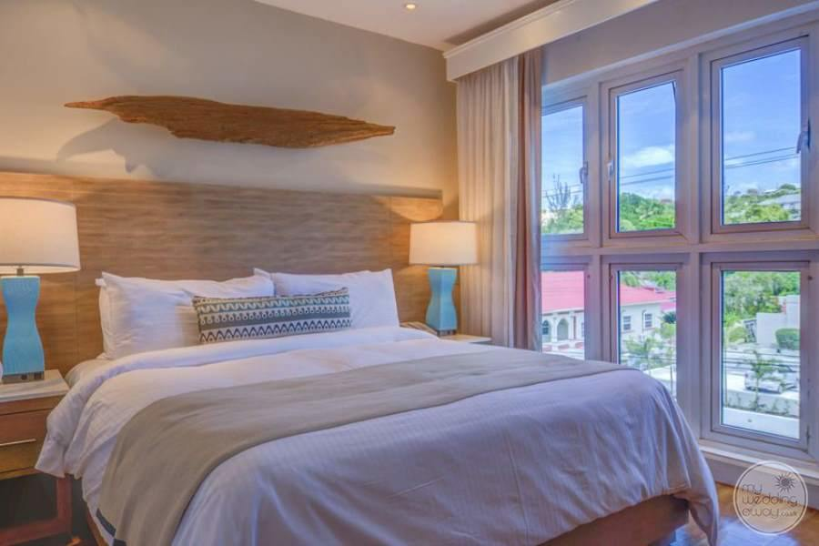 Waves Hotel Barbados King Room Views