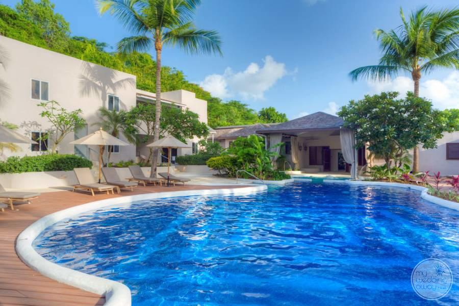 Waves Hotel Barbados Pool