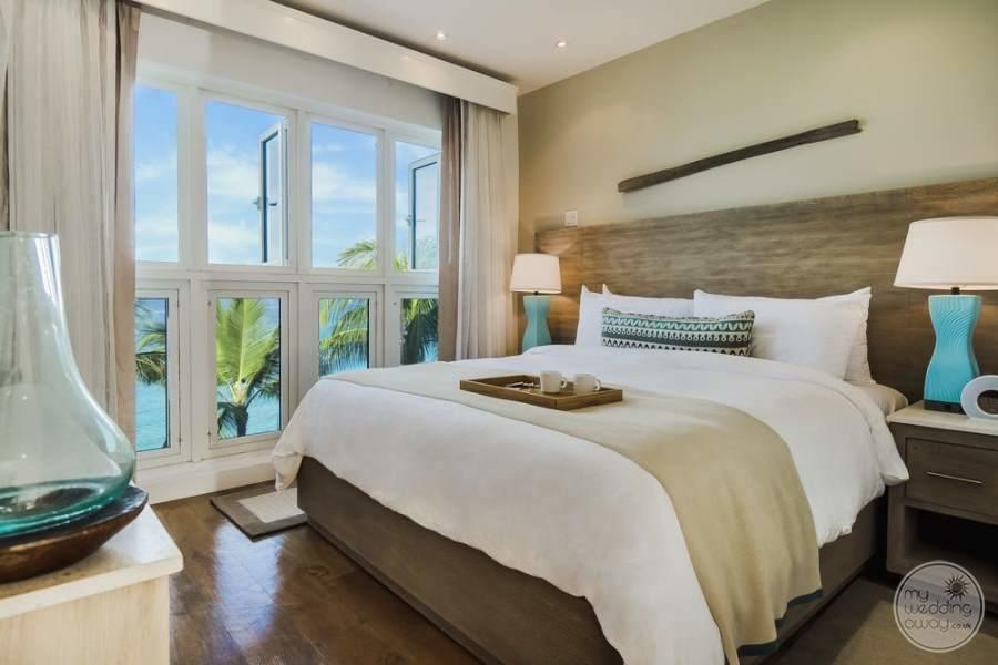 Waves Hotel Barbados Room Area