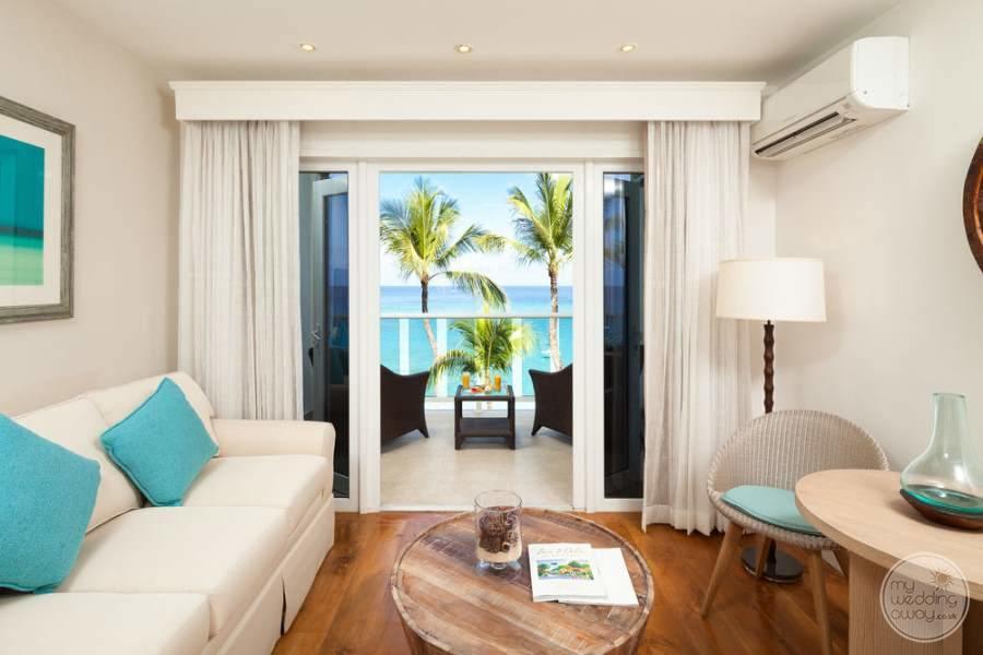 Waves Hotel Barbados Room Ocean Views