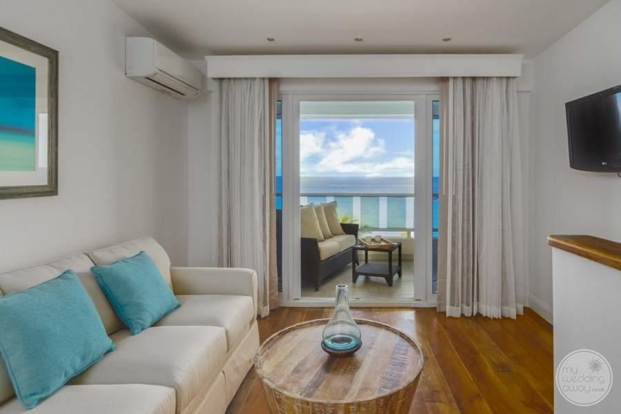 Waves Hotel Barbados Seating and Views