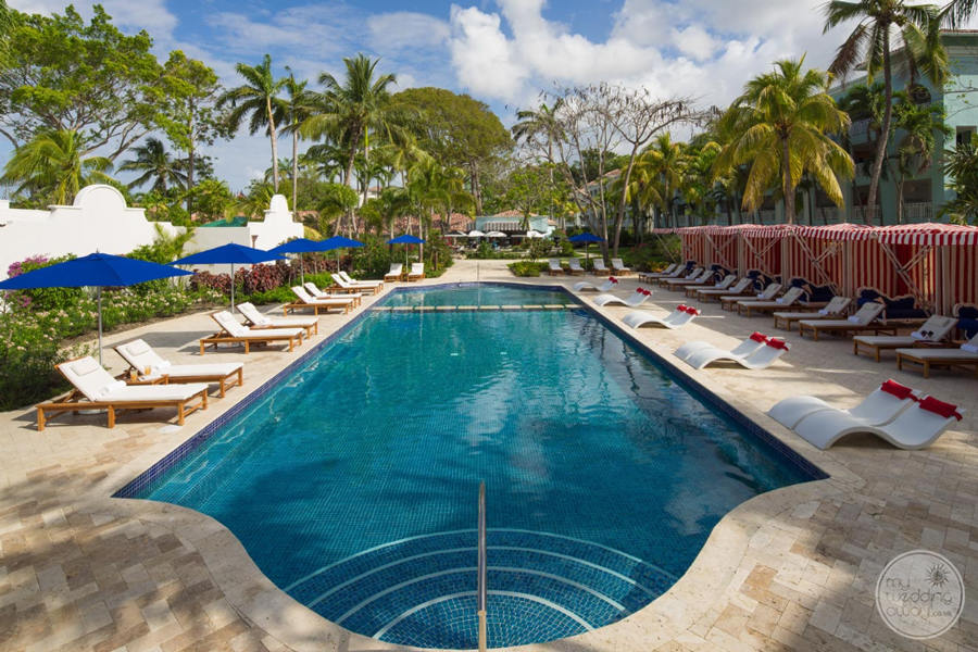 Sandals Barbados Pool