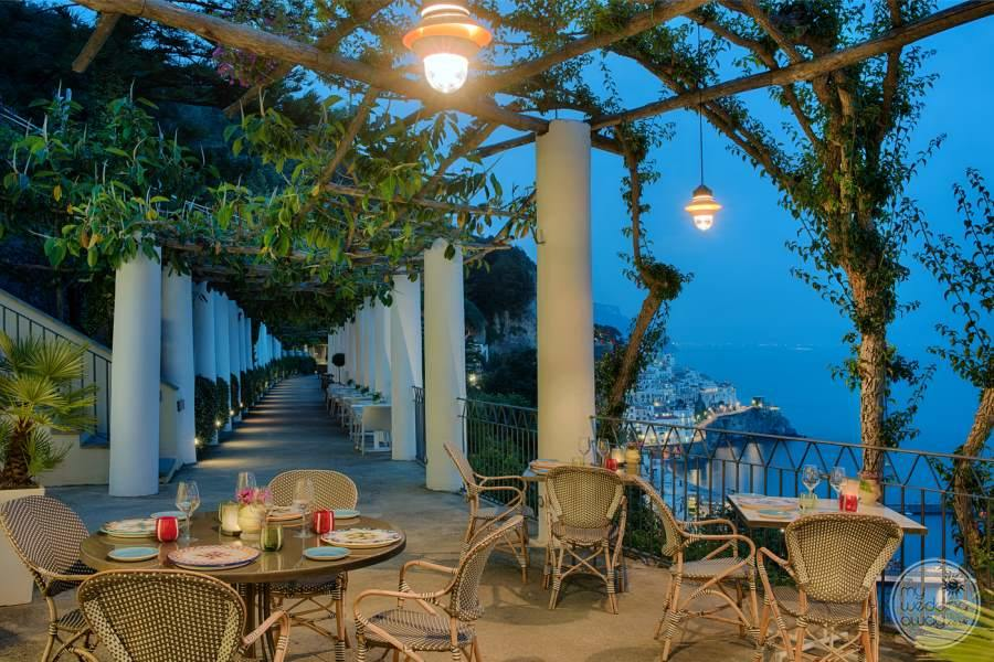 Convento di Amalfi Evening Dining