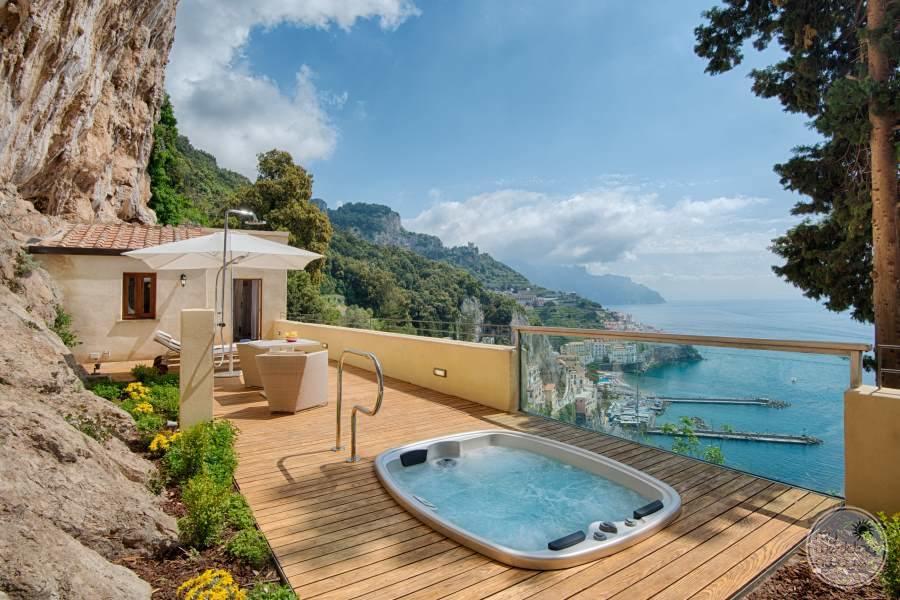 Convento di Amalfi Terrace Pool