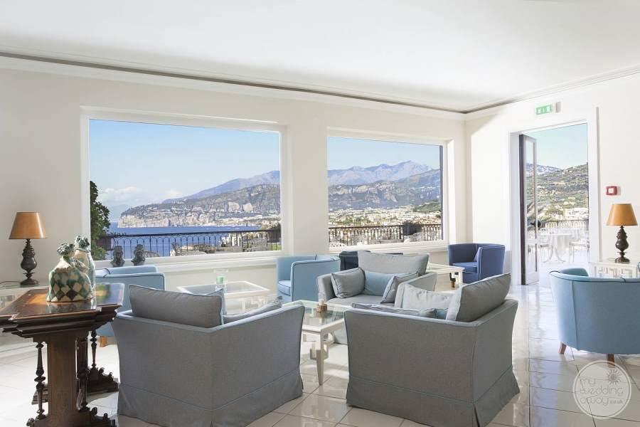 Grand Hotel Capodimonte Lounge