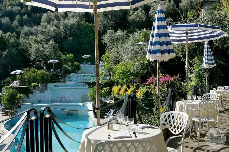 Grand Hotel Capodimonte Terrace