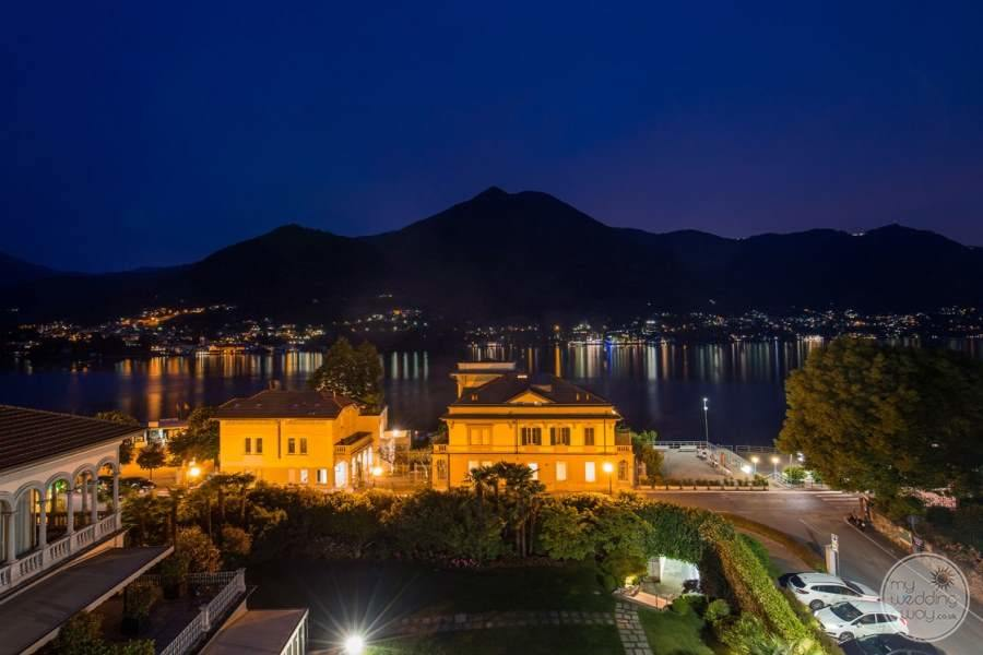 Grand Hotel Imperiale Night Views