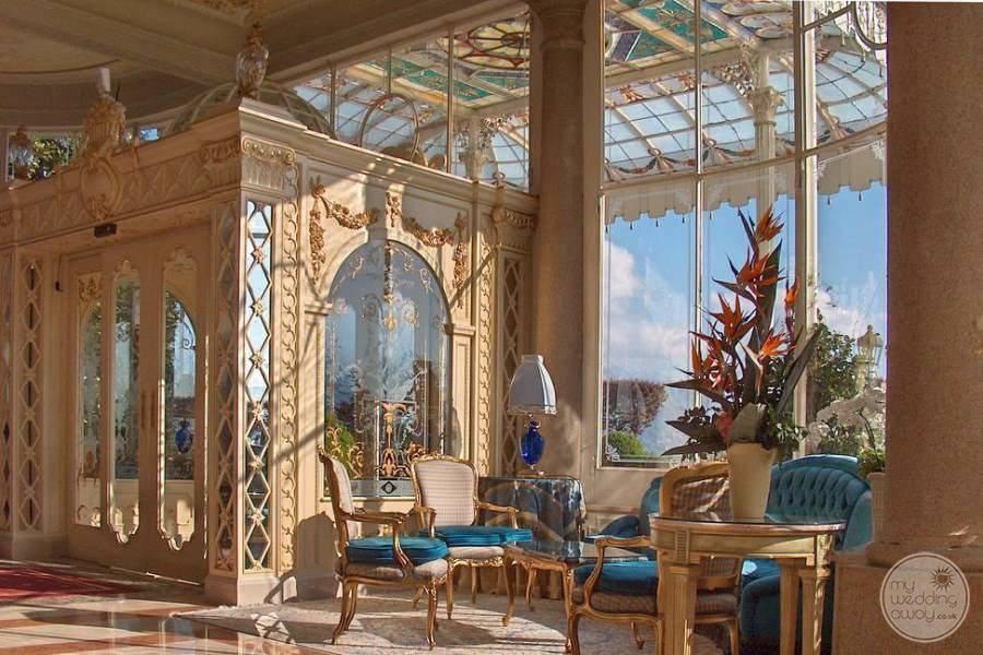 Grand Hotel Majestic Lake Maggiore Atrium