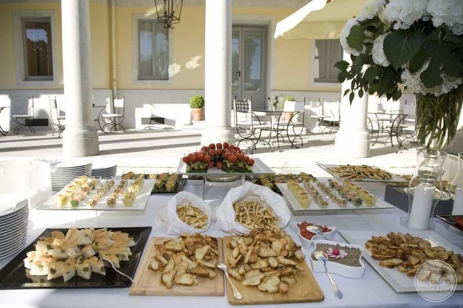 Grand Hotel Majestic Lake Maggiore Gourmet Appetizers