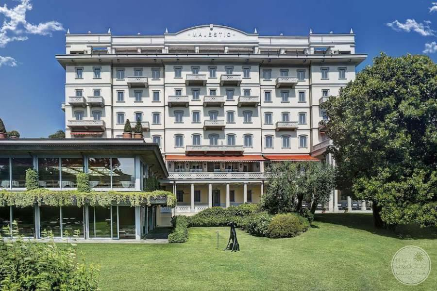 Grand Hotel Majestic Lake Maggiore Grounds