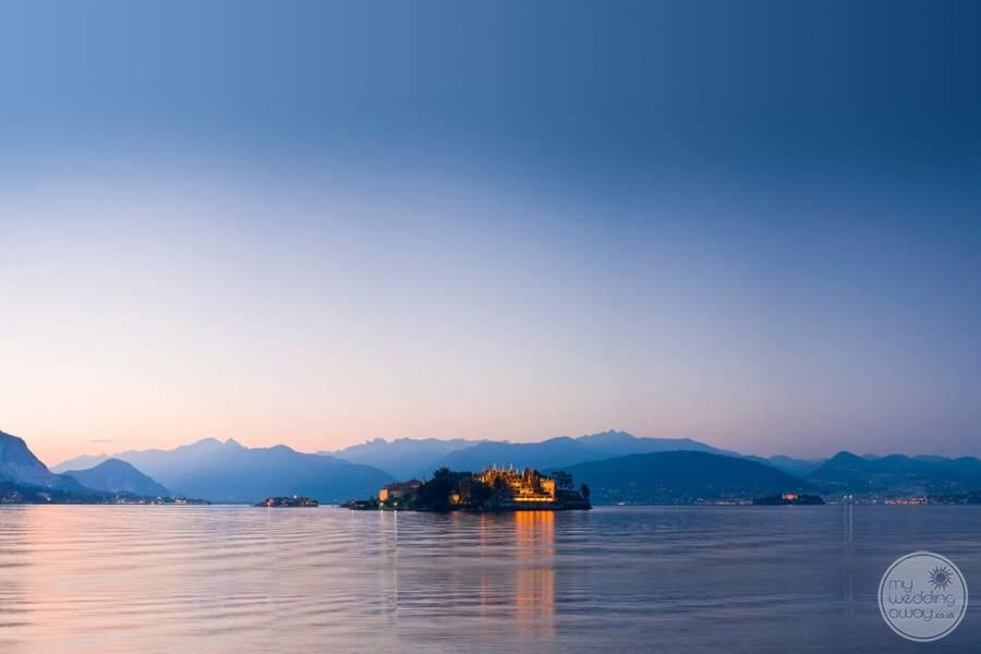 Grand Hotel Majestic Lake Maggiore Sunset