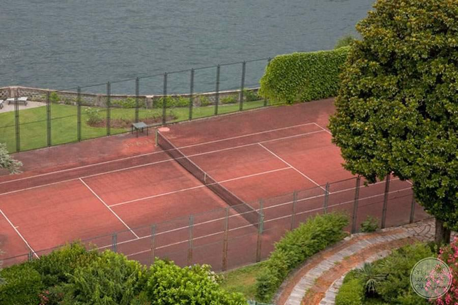 Grand Hotel Majestic Lake Maggiore Tennis
